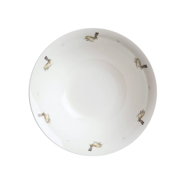'Hare' Cereal Bowl