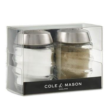 Bray Glass Salt & Pepper Shaker Gift Set