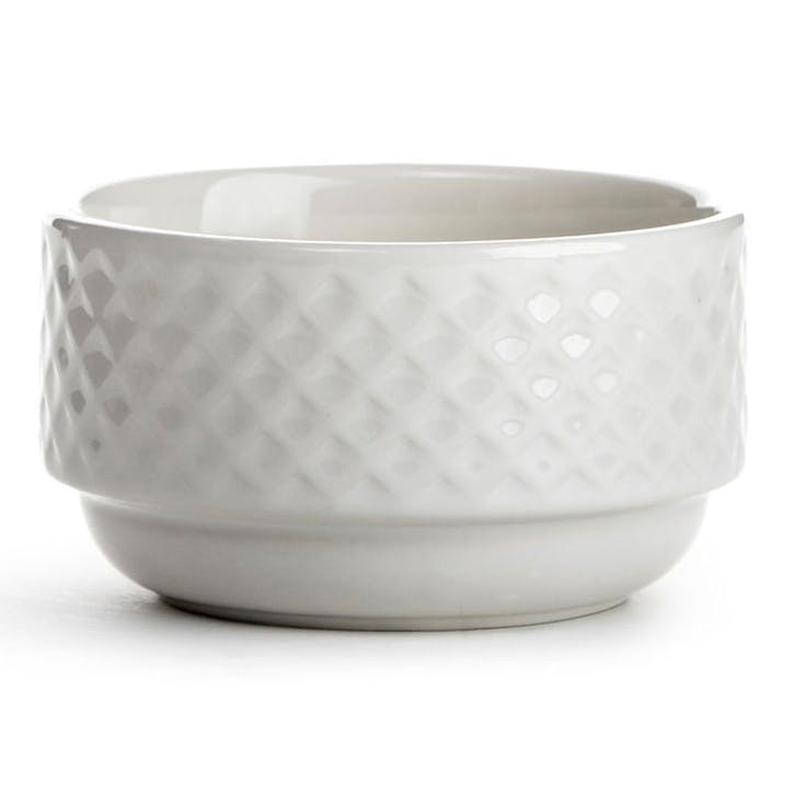 Coffee & More, Bowl, 12cm, White