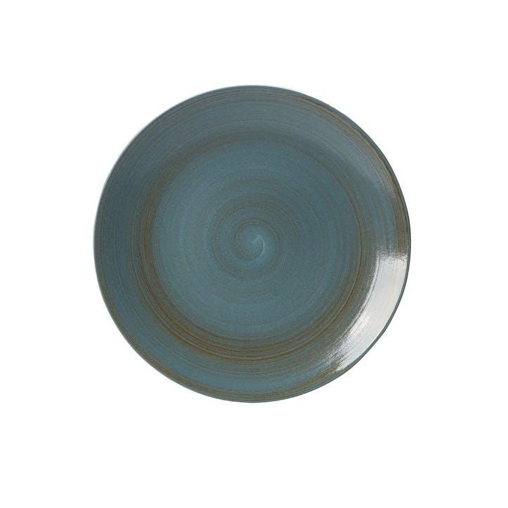 Studio Glaze Coupe Plate - 16.5cm; Ocean Whisper