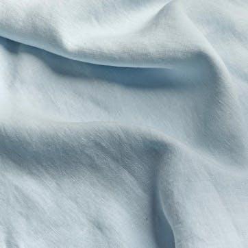 Standard Pillowcase Pair, Lake Blue