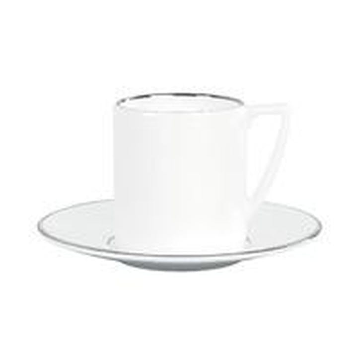 Platinum Espresso Saucer