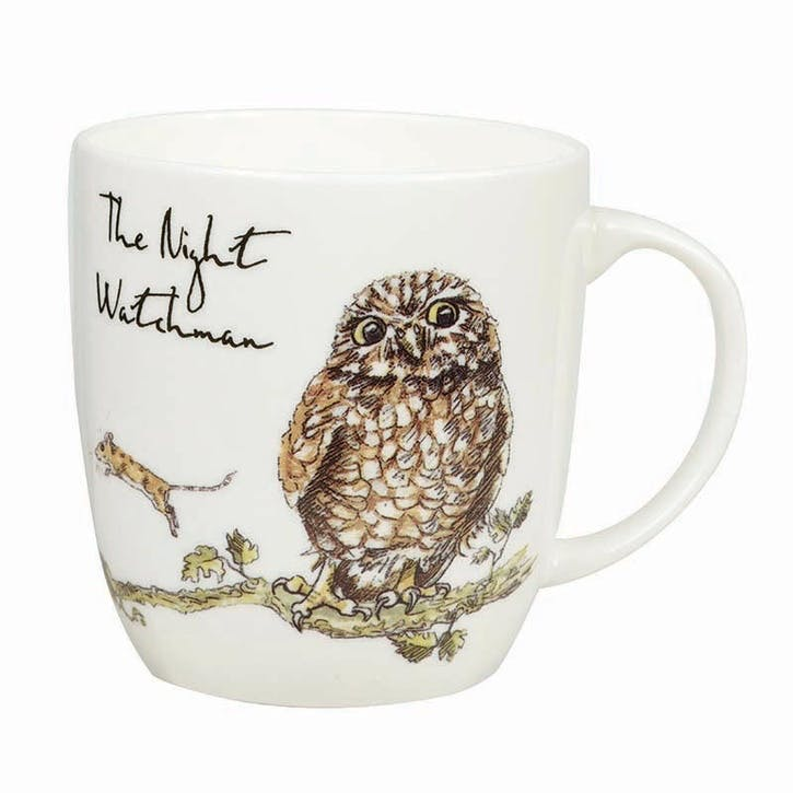 Country Pursuits The Night Watchman Mug