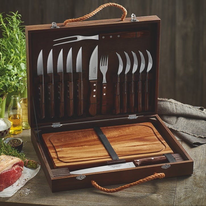 Cutlery & Carving Set, 16 Piece