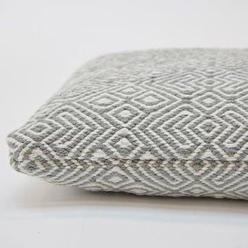 Provence Cushion, Dove Grey
