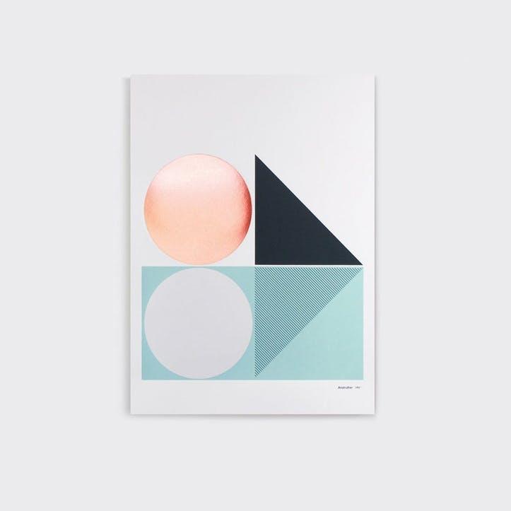 Anstruther, Print, H59 x L42cm