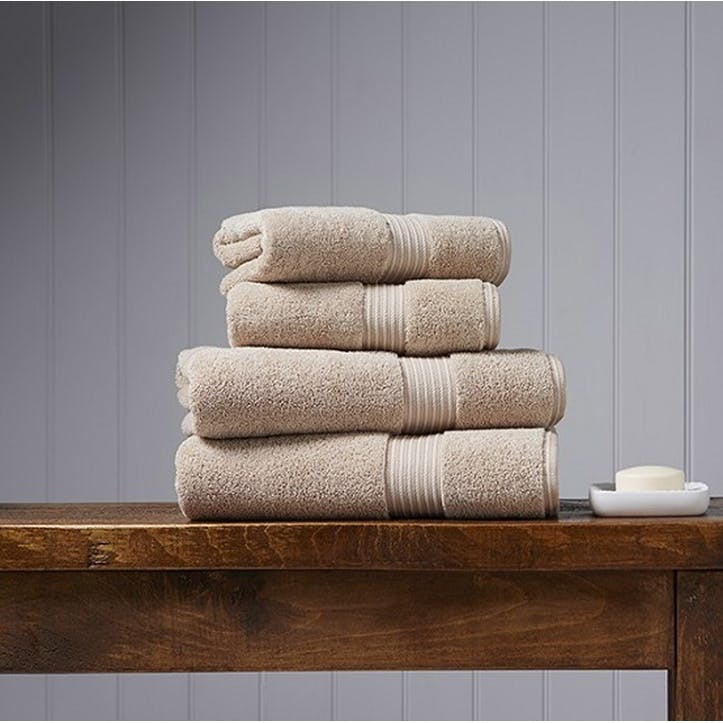 Supreme Supima Hygro Hand Towel, Stone