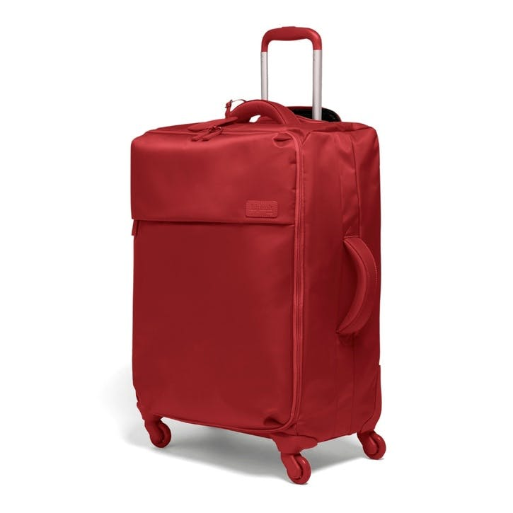 Originale Plume Spinner Suitcase, 65cm, Cherry Red
