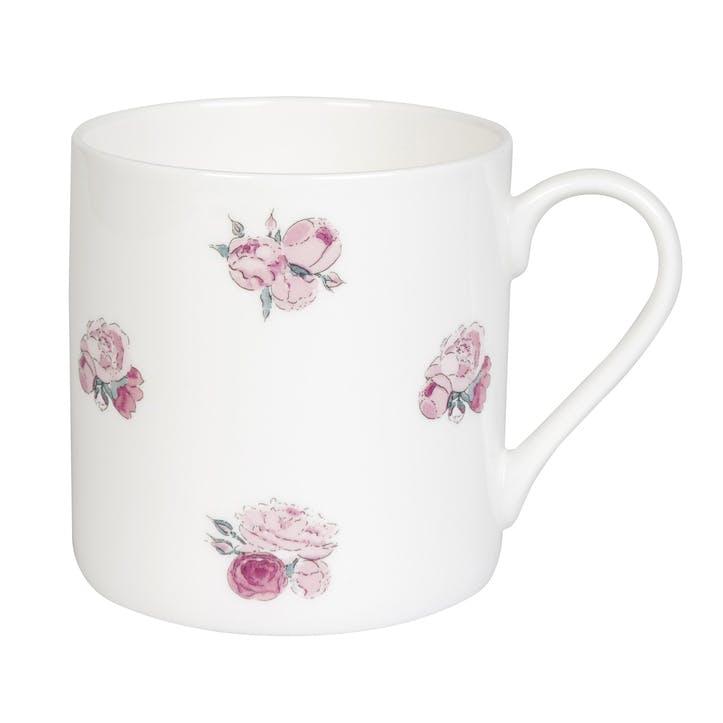 'Peony' Mug - Large
