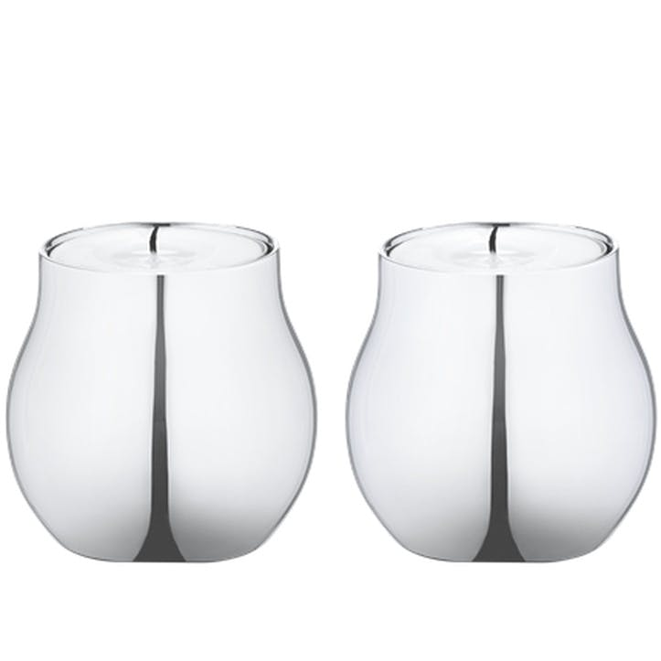 Cafu Tealight Holders, Set of 2