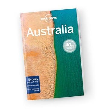 Lonely Planet Australia, Paperback