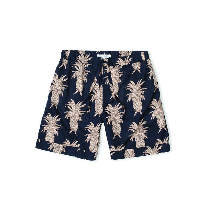 Howie Pyjama Shorts, Large