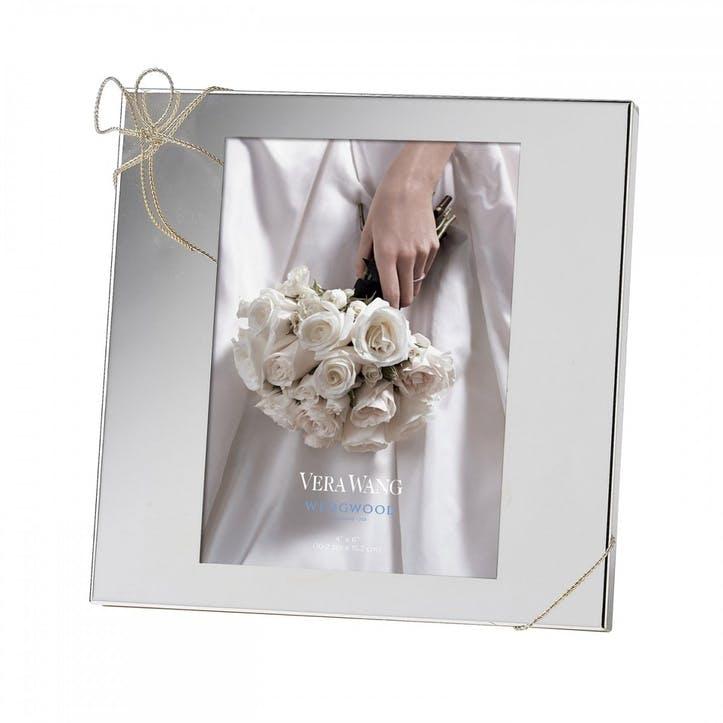 "Love Knots Photo Frame, 4"" x 6"""