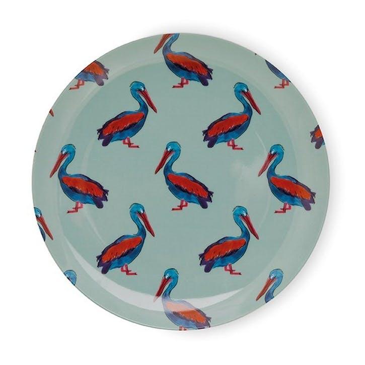 Pelican Breakfast Plate