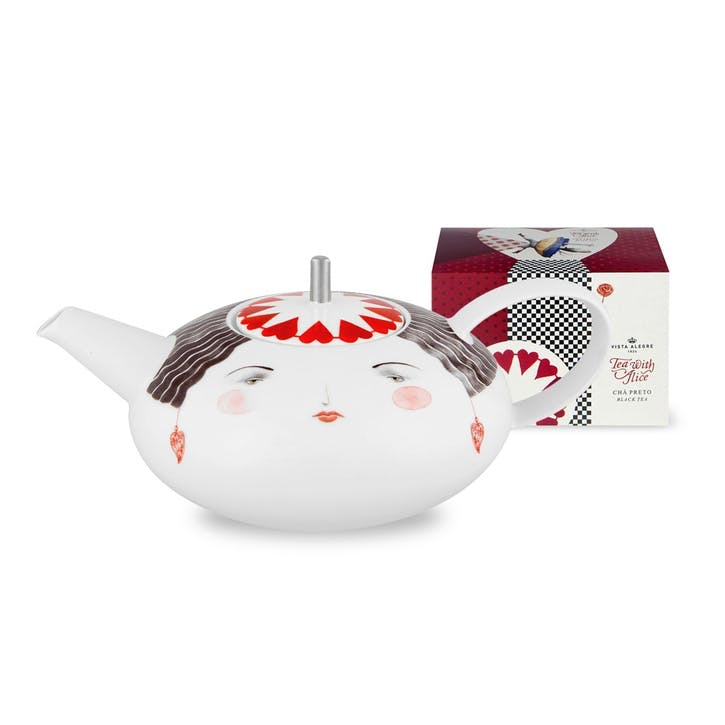 Tea With Alice Teapot & Tea Set