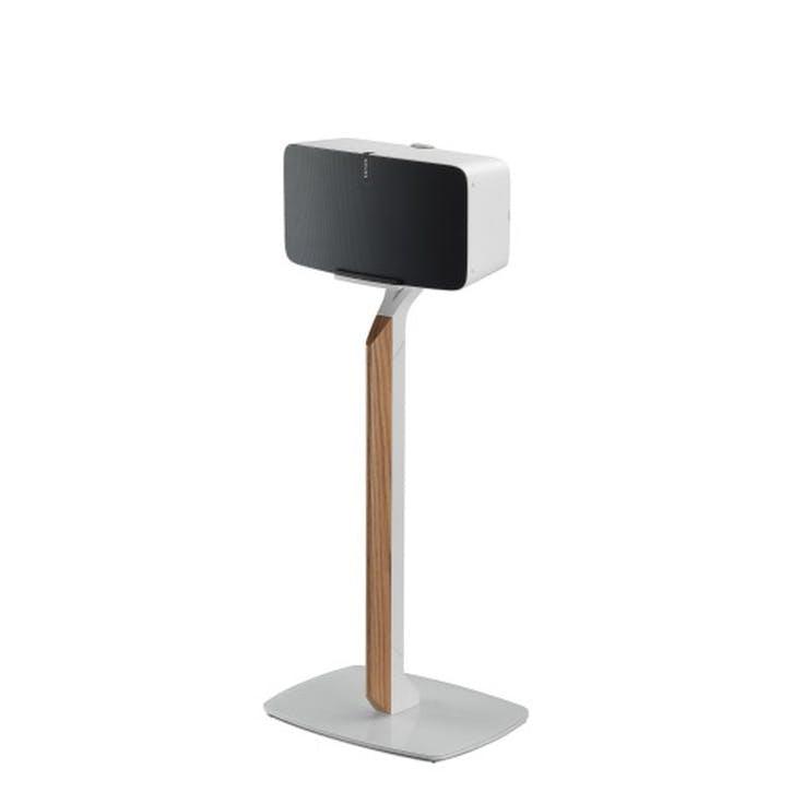 Flexson Premium Floor Stand for SONOS PLAY:5; White & Oak
