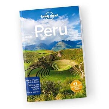 Lonely Planet Peru, Paperback