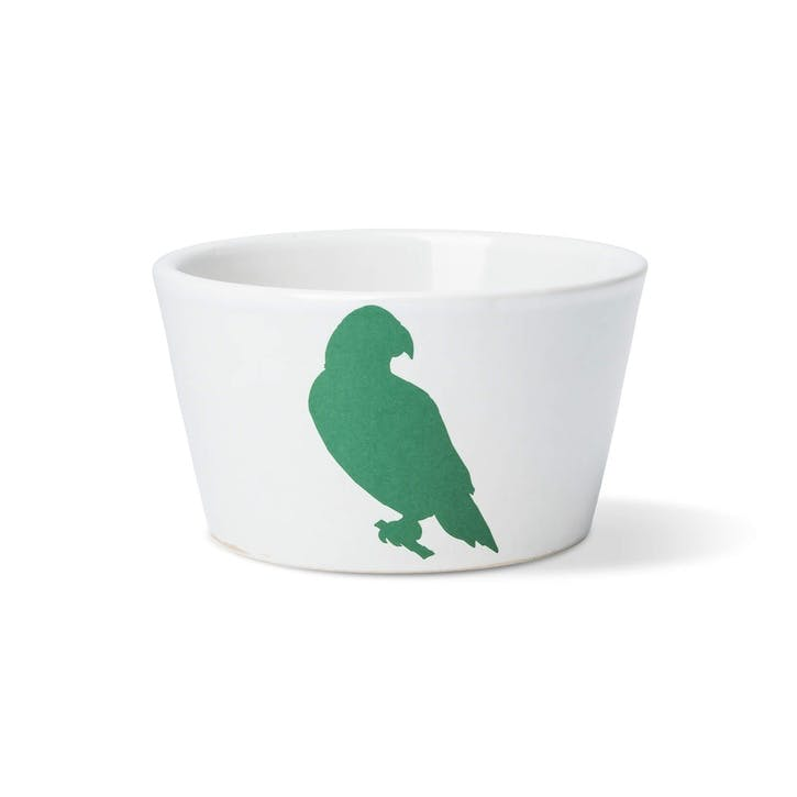 Parakeet Ramekin