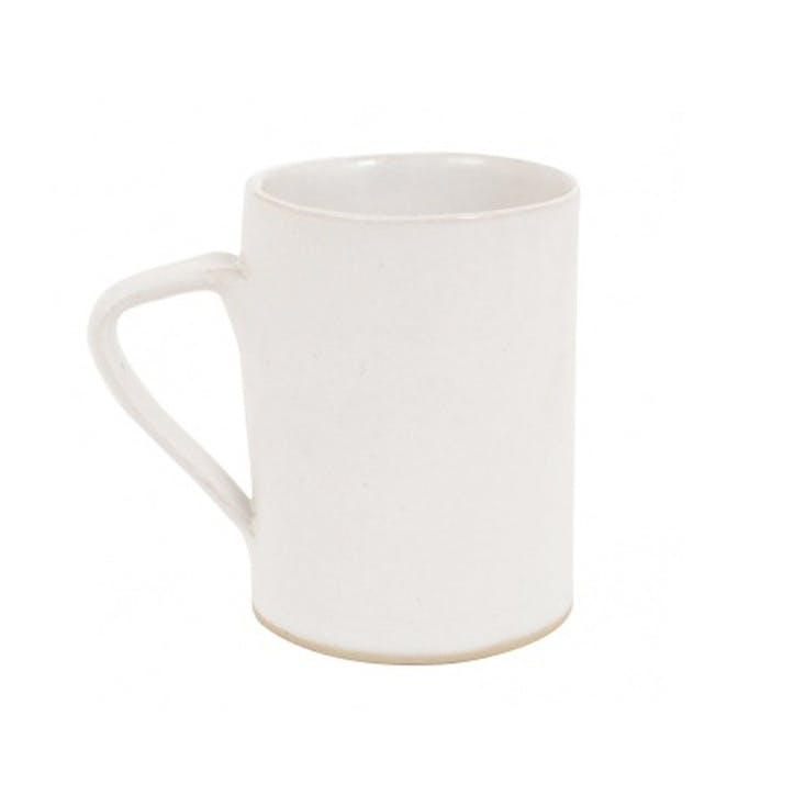 Mervyn Gers White Mug, 11cm