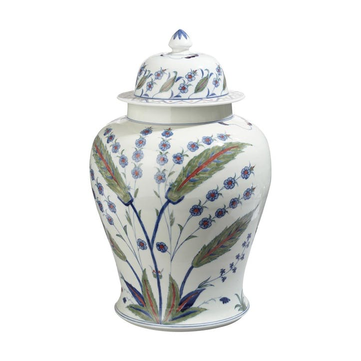 Iznik Lidded Jar