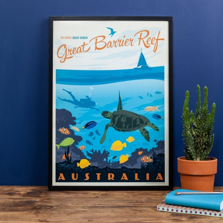 Great Barrier Reef Print