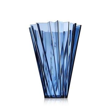 Shanghai, Vase, Blue