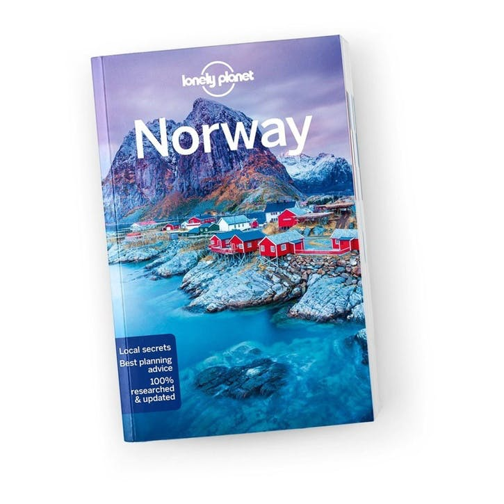 Lonely Planet Norway, Paperback