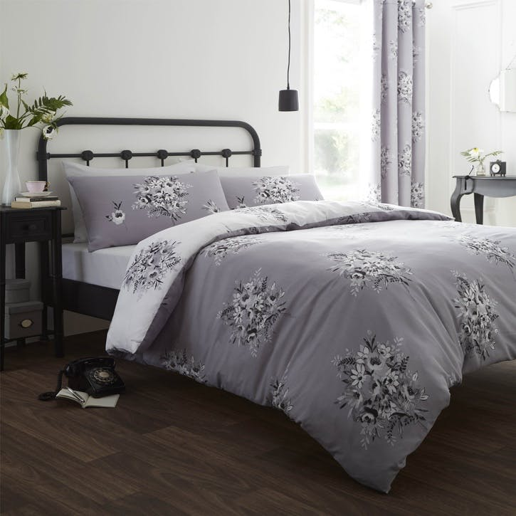 Floral Bouquet King Bedding Set
