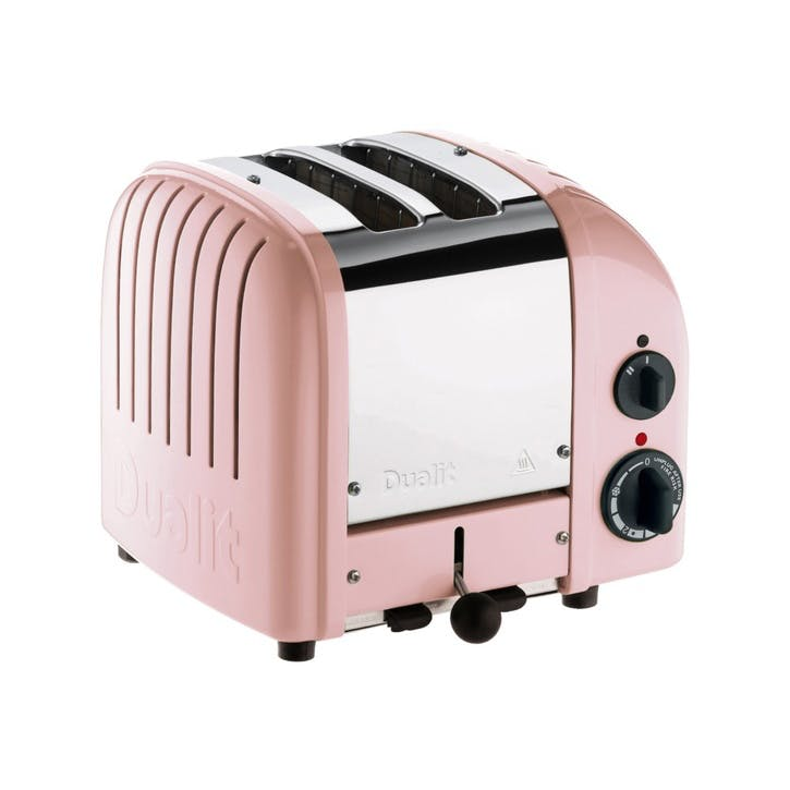 Classic Toaster, 2 Slot; Petal Pink