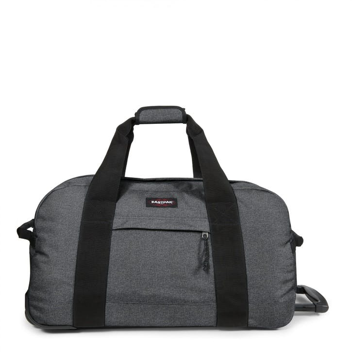 Container 65 Holdall; Black Denim