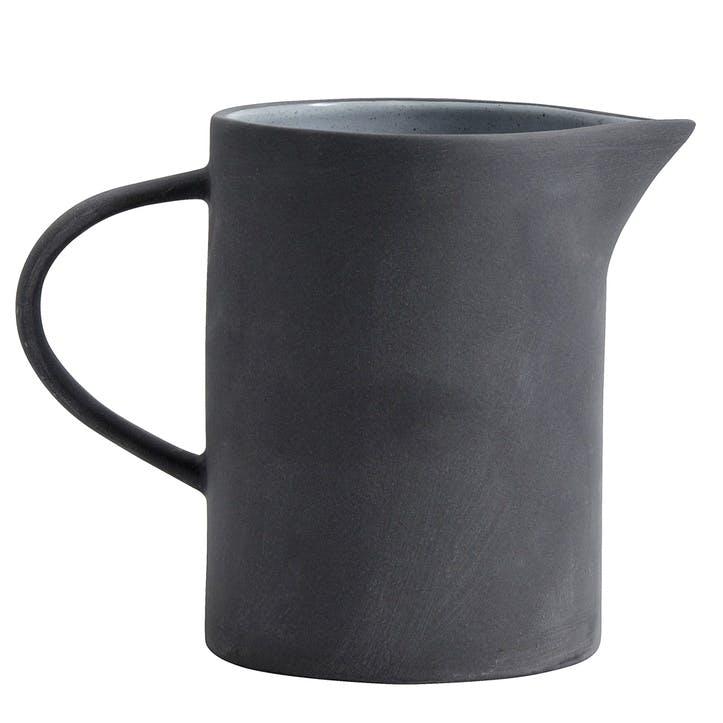 Grey Stoneware Jug