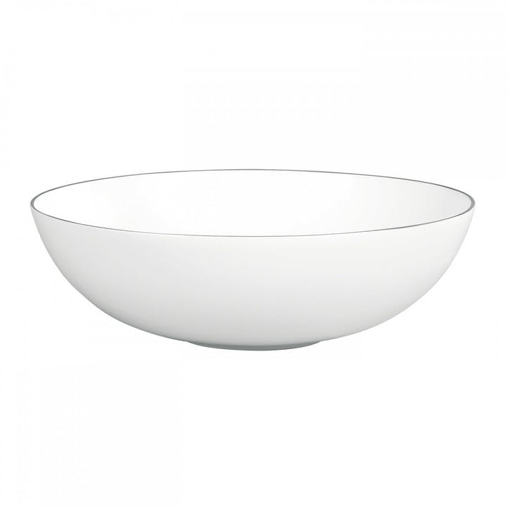 Platinum Serving Bowl, Large