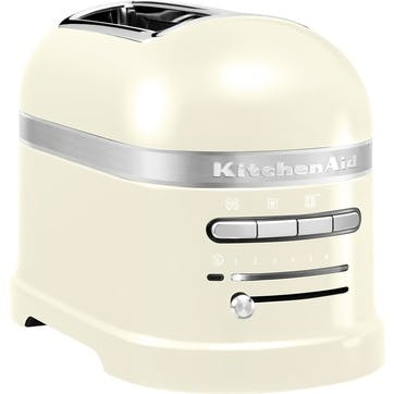 Artisan Toaster 2 Slot; Almond Cream