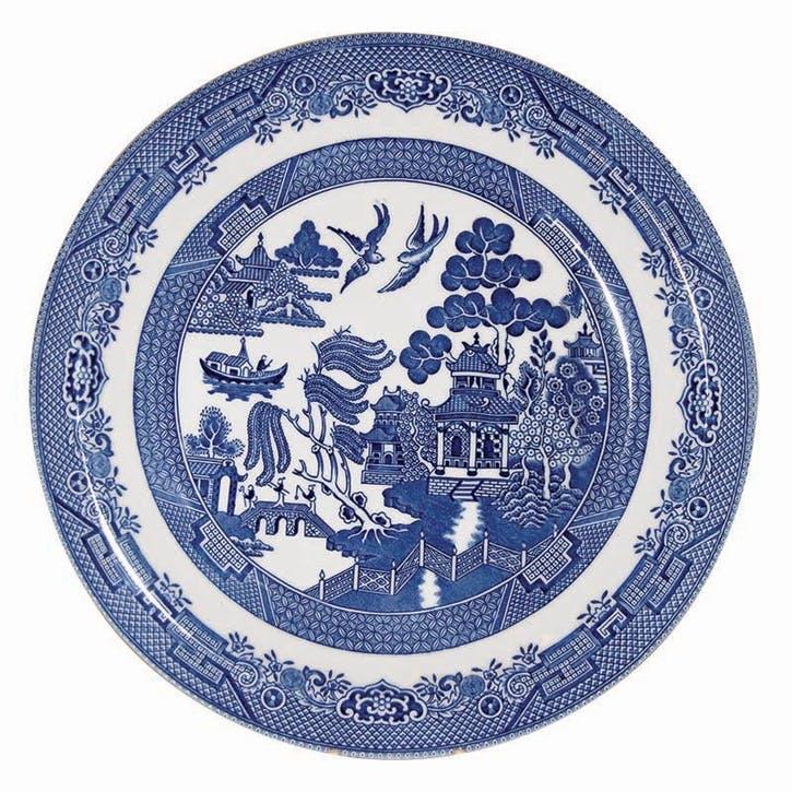 Blue Willow 12 Piece Set