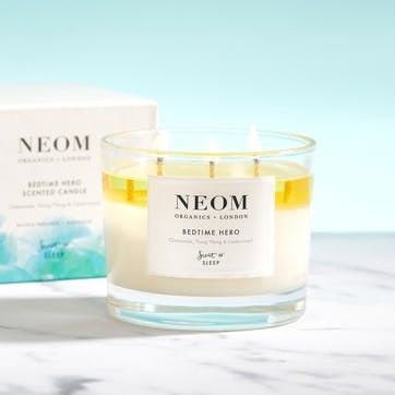 Scent to Sleep, Scented Candle Bedtime Hero, 420 ml