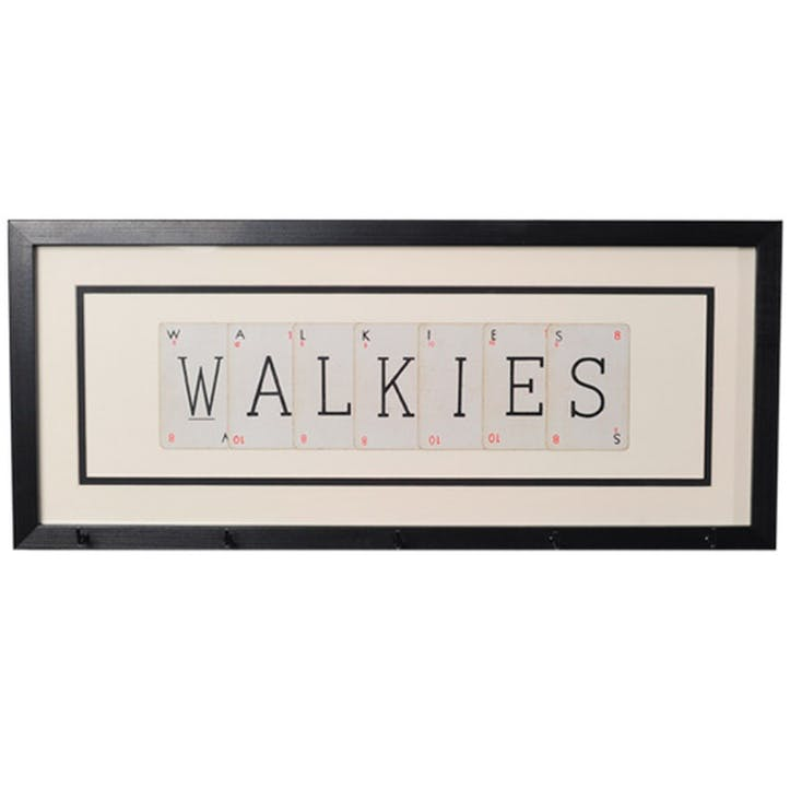 'Walkies' Dog Lead Hooks