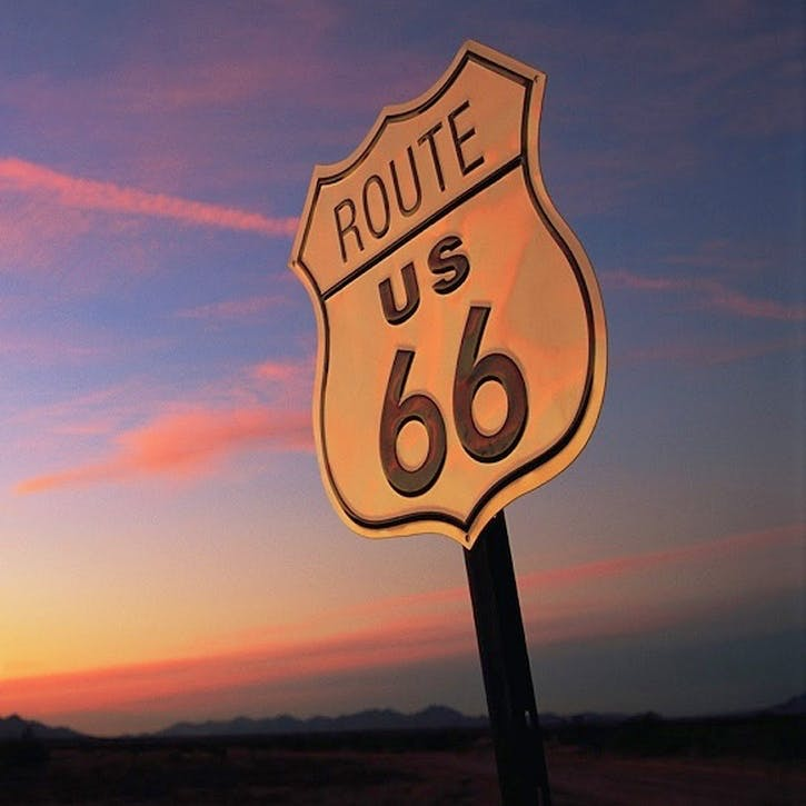 Honeymoon Route 66 Spending Fund