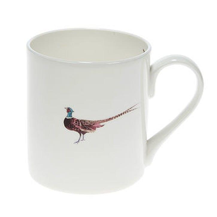 'Pheasant' Solo Mug - Standard
