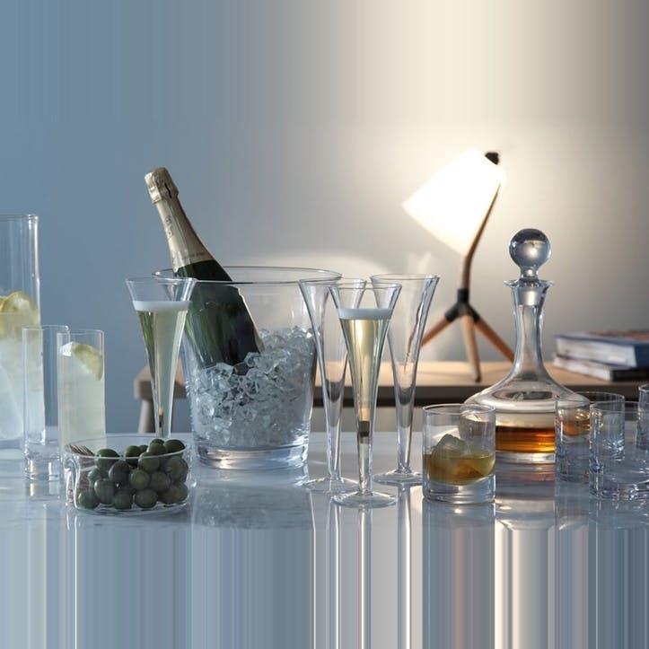 LSA Bar Craft Beer Glass, 550ml, Set of 2