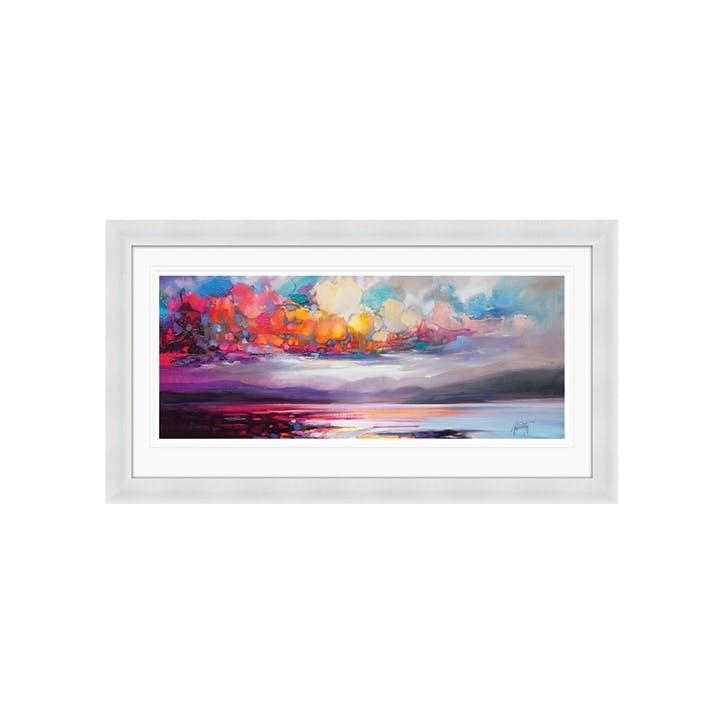 Scott Naismith Stratocumulus Framed Print, 61 x 110cm