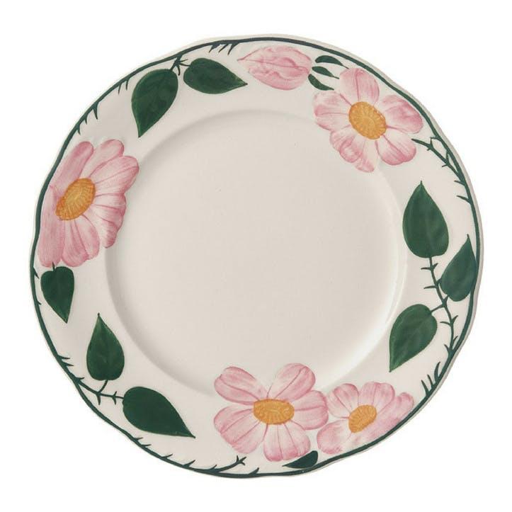 Rose Sauvage Heritage Dinner Plate