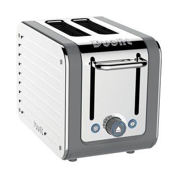 Architect Toaster, 2 Slot; Grey