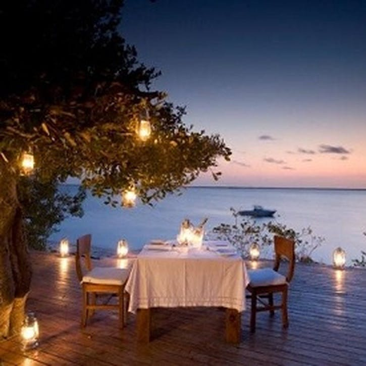 Honeymoon Dinner for Two £150