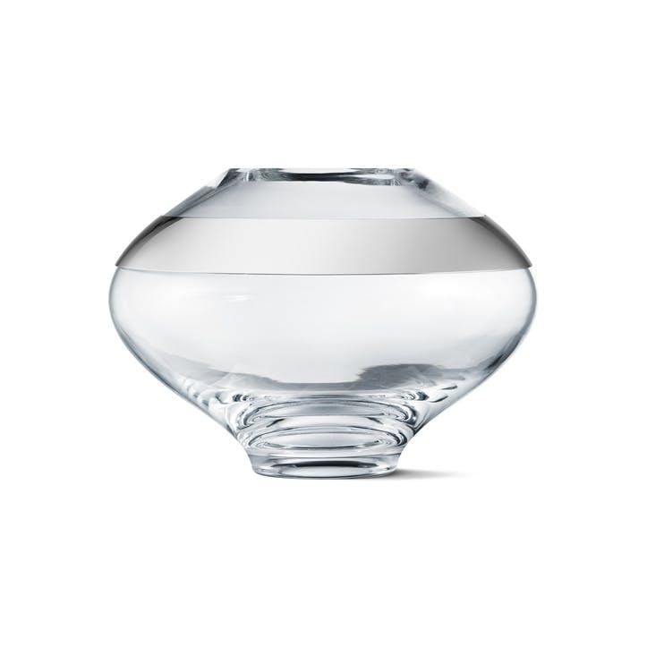 Duo Round Vase