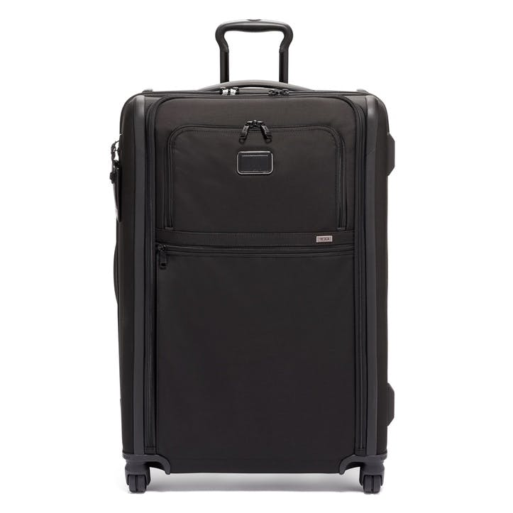 Tumi Alpha Suitcase, 74cm, Black
