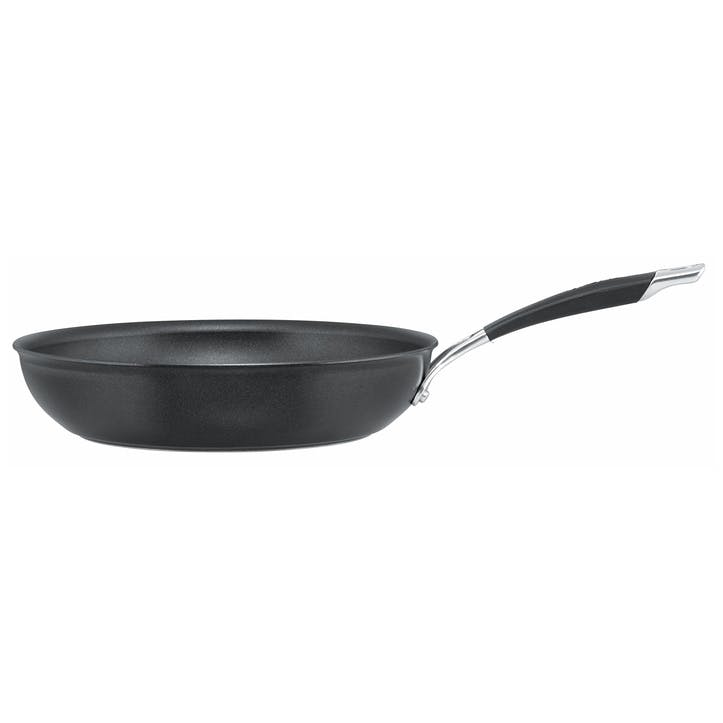 Momentum Hard Anodised Frying Pan, 30cm