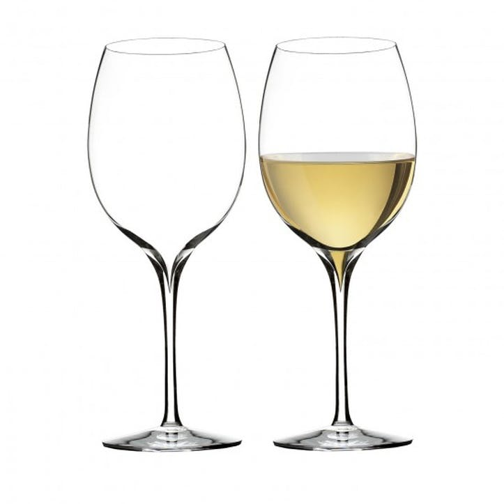 Elegance Crystal Pinot Grigio Wine Glass, Set of 2