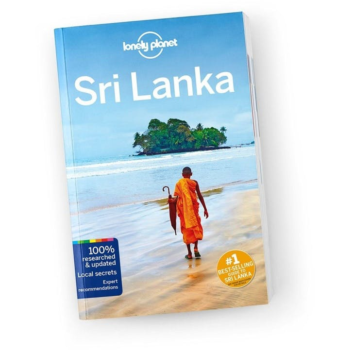 Lonely Planet Sri Lanka, Paperback
