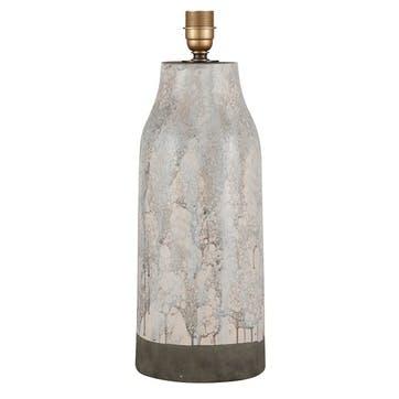 Milano Marble Effect Stoneware Table Lamp Base