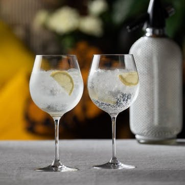 Just For Two Copa Glass, Set of 2